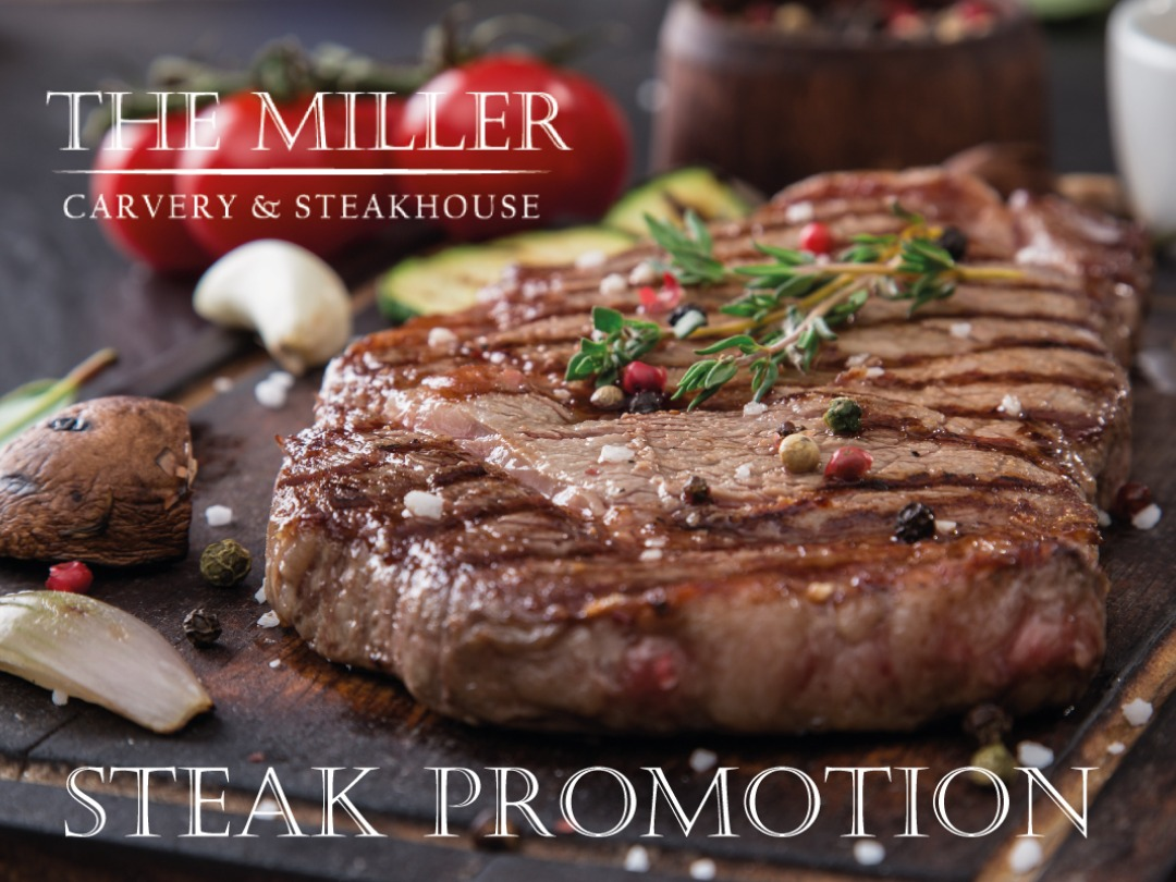 Steak Offer!
